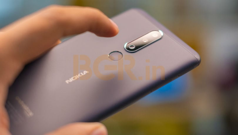 Nokia (TA-1152) entry-level smartphone spotted online